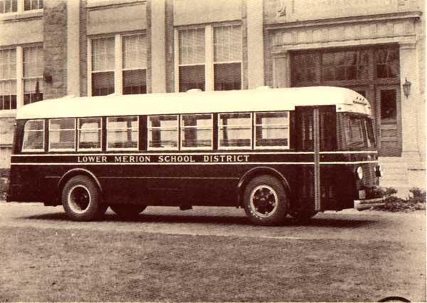 Image result for 1936 mack bus